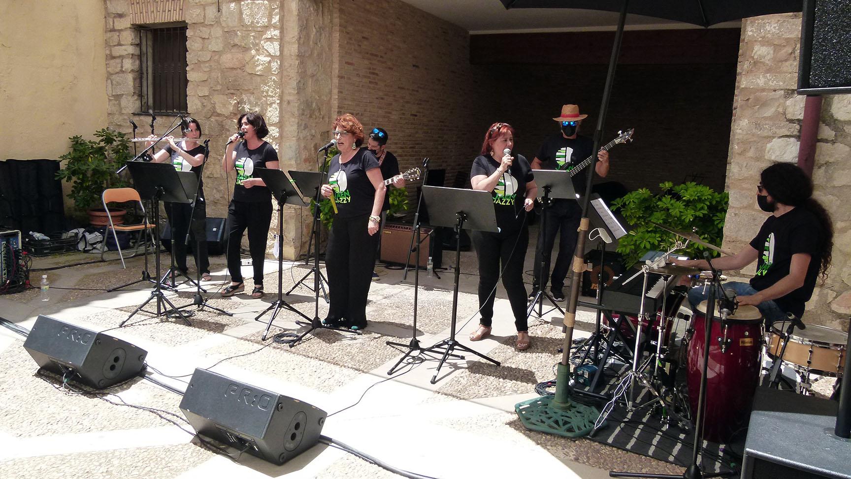 Latin Band Jaén Jazzy